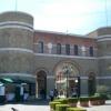 castel romano vhod
