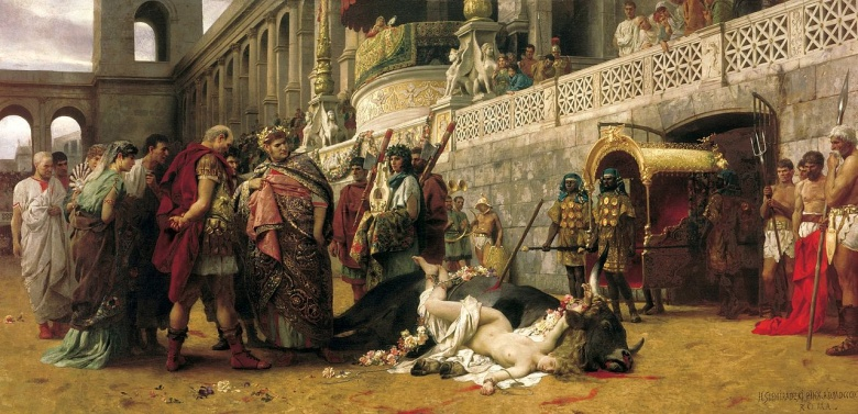 Римская империя секс кино