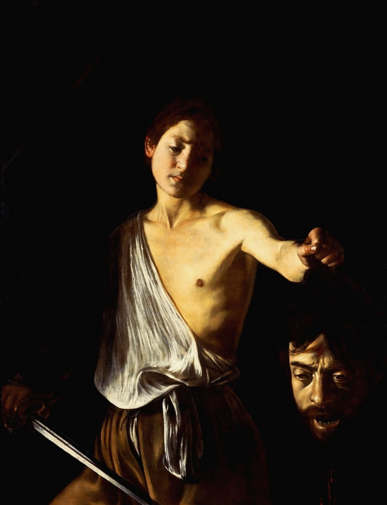 an analysis of the topic of the hostility of the caravaggio and the beheading of st john He now believed jewish hostility toward the church was among the critics of paul the apostle was statue of st paul in the archbasilica of st john lateran.