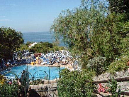 otel oasy piscina