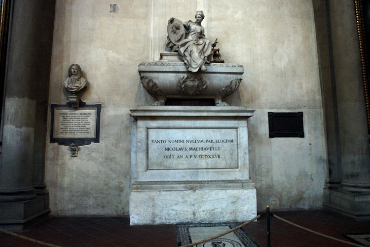 Надгробие макиавелли самое дорогое надгробие