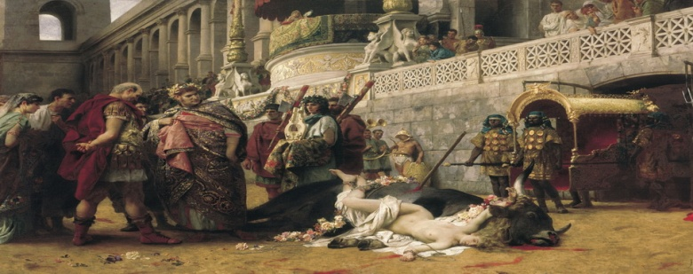 Сексуальные оргии в древнем мире