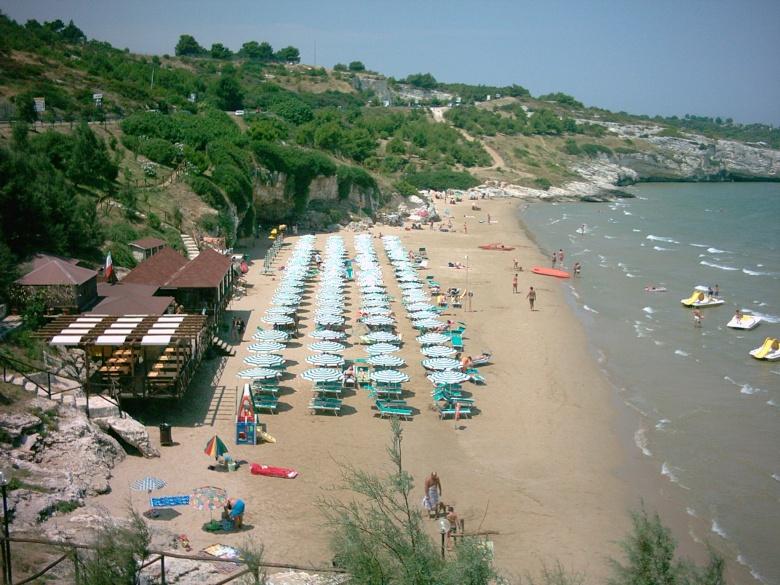 Сексуальные пляжи италии