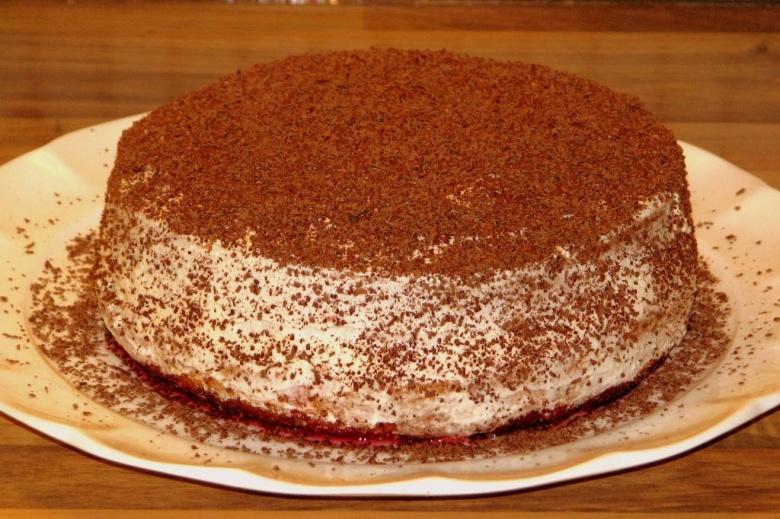 Как сделать торт с маскарпоне