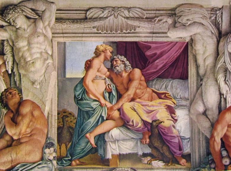 Картины секс у древних римлян