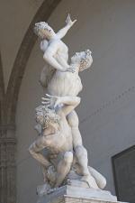 Похищение сабинянки - Джамболонья, Флоренция