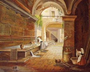 Водопроводы в древнем риме золотой