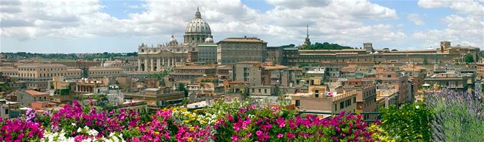Отель в Риме - нужно быть подготовленным