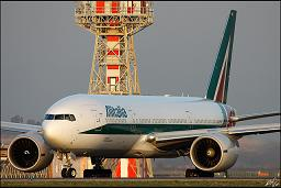 Воздушный  транспорт - Alitalia