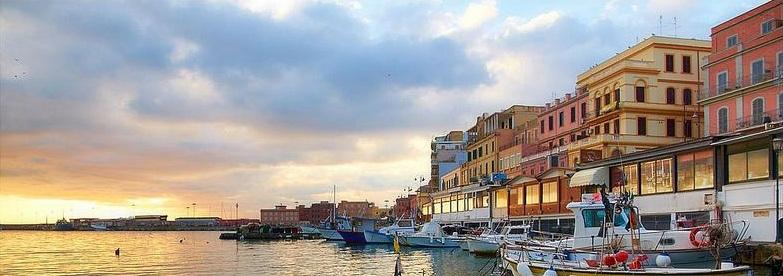Анцио - порт
