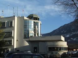 Аэропорт Аоста - Италия