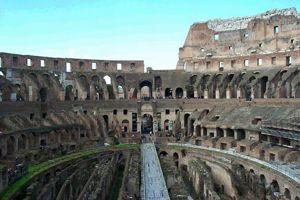 Колизей - арена
