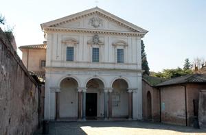 Базилика Святого Себастьяна - фото