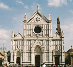 Собор Святого Креста - Флоренция