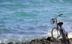 Велосипед на острове - большое удобство