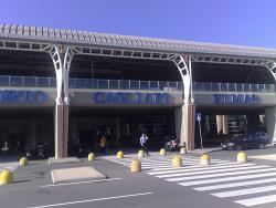 Аэропорт Кальяри-Эльмас - Сардиния