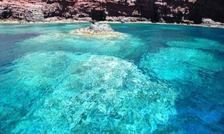 Остров Капрайя - Италия