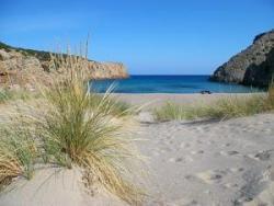 Кала Доместика - пляж