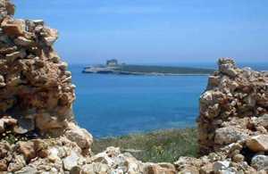 Остров Капо Пассеро - Италия
