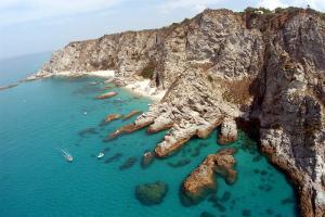 Пляжи Калабрии