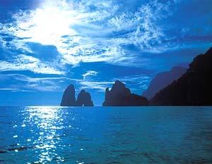 Остров Капри - дорогой, но стоящий