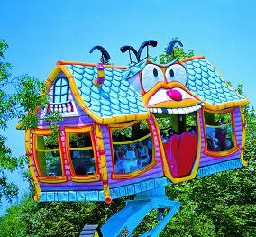 Casa Matta - аттракцион для малышей