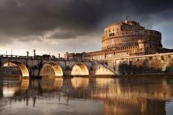 Рим - Замок Святого Ангела