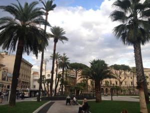 Площадь Кавур - Рим