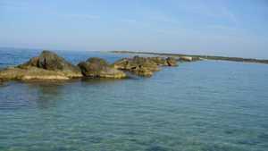 Острова Керади - Италия