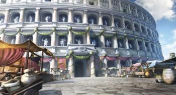 Колизей - реконструкция былого величия