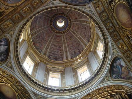 Собор Пресвятой Девы Марии Великой - купол