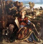 Dossi, волшебница Цирцея - г. Боргезе