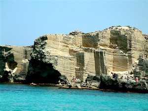 Остров Фавиньяна - Италия