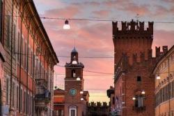 город Феррара - Италия