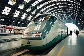 Железные дороги Италии