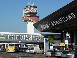 Рим - международный аэропорт Фьюмичино