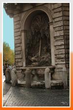 Четыре фонтана - Рим