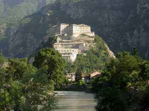 Крепость Бард - Валле д'Аоста
