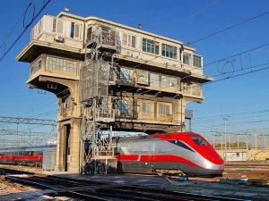 Поезда категории Красная Стрела (Frecciarossa)