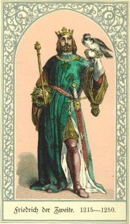 Фридрих II Штауфен