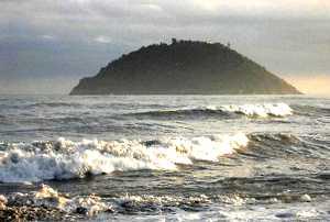 Остров Галлинара - Италия
