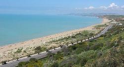Джела, пляжи. Сицилия