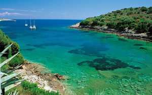 Остров Джаннутри - Италия