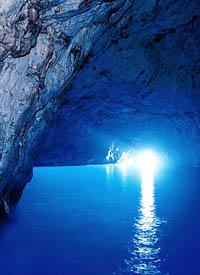 Капри - Голубой Грот