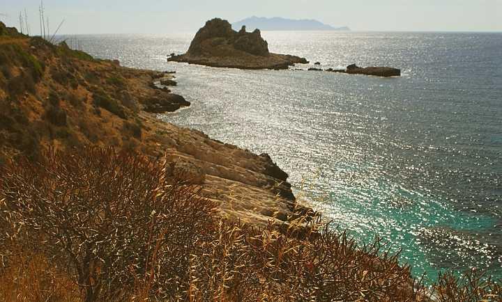 Эгадские острова - Леванцо
