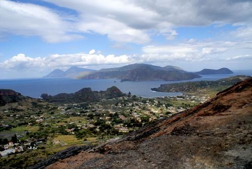 Эолийские острова - семь чудес Сицилии