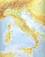 Интересные сведения об Италии