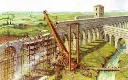 Как строили акведуки в Древнем Риме