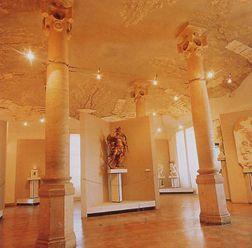 Колонный зал (Sala delle colonne)