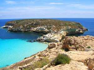 Остров Лампедуза - Италия